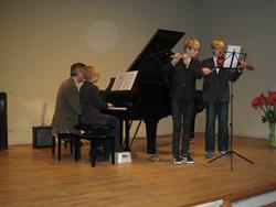 Click to view album: Kerstconcert 2010