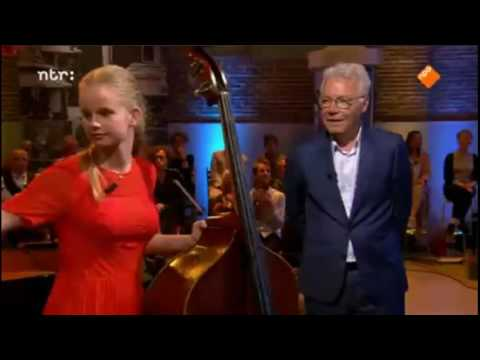 Sasha Live op NPO2: Podium Witteman (2 April 2017)